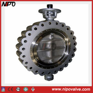 Triple Eccentric Lug Type Butterfly Valve pictures & photos