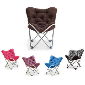 Outdoor Furniture Folding Butterfly Chair (SP-163) pictures & photos