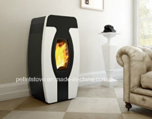 Indoor Using Automatic Wood Pellet Stove with Remote Control (NB-PD) pictures & photos