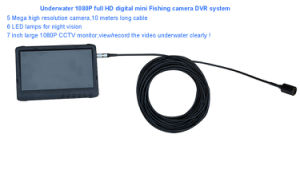1080P HD Digital Mini CCTV Video Camera DVR with 7 Inch Large Monitor pictures & photos