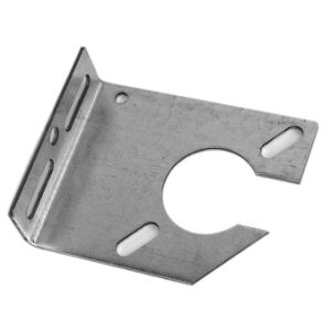 Notched Spring Anchor Plate / Metal Stamping Part pictures & photos