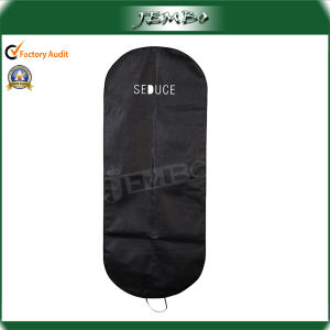 PP Non-Woven Suit Cover Bag pictures & photos