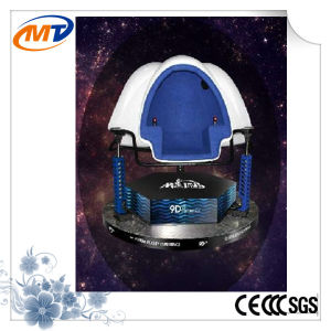 Hot Summer Sale 360 Rotating Platform 3 Seats 9d Vr pictures & photos