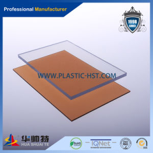Lexan Decorative Durable Solid PC Sheet Made in China pictures & photos
