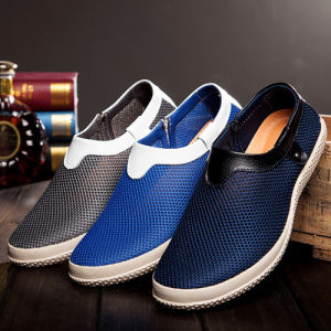2015 New Air Breathable Man Summer Style Shoes (WH0002)
