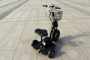 Three Wheel Adult Mini Pocket Electric Tricycle pictures & photos