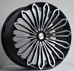 Alloy Wheel; New Designed; Hot Sale; Aftermarket Wheel