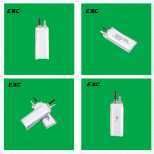 102555 High Quality High Capacity 3.7 Volt Li-ion Battery 1500mAh pictures & photos