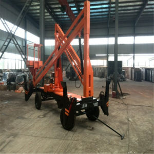 10-24m Self-Propelled Crank Arm Aerial Work Lift Table (SG 1400-JE)