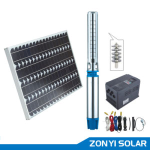 5.5kw-7.5kw-11kw-15kw-18.5kw Solar AC Deep Solar Submersible Pump/ Solar AC Centrifugal Pump pictures & photos