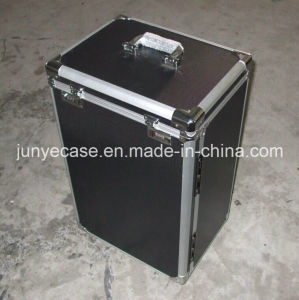 Aluminum Trolly Case with Black Panel pictures & photos