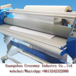 Automatic Cold Hot Laminator 1600mm for Lamimating Photos PVC