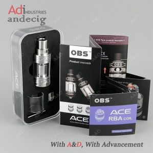 New Coming Obs Upgrade Ace Tank with Top Fill Design Tank pictures & photos