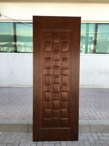 Factory Direct Low Price Melamine Wooden Door Many Style Front Designs Houses High Quality Safe