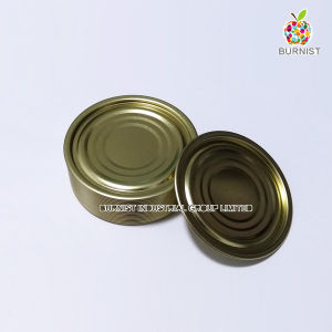 Tinplate Lid 305 (80mm) Bottom End for Food Can Packing