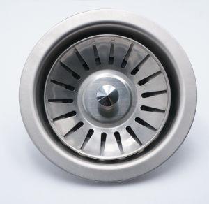 Stainless Steel Kitchen Sink Stopper Santitary Ware Drain Strainer
