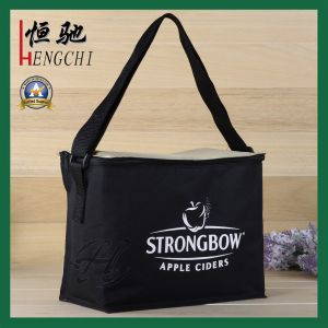 Non-Woven Shoulder Strap Cooler Lunch Picnic Tote Bag