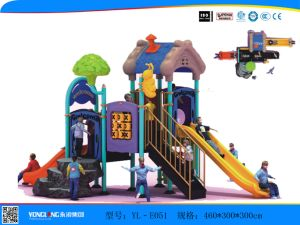 Colorful Funny Mini Series Amusement Park Playground (YL-E051) pictures & photos