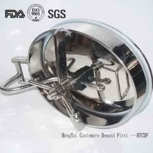 Stainless Steel Food & Beverage Hygienic Tank Accessories