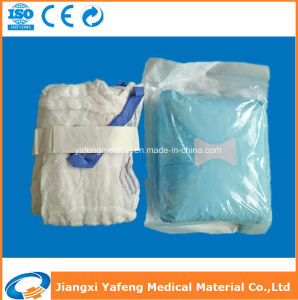 Pure Soft Disposable Medical Surgical Lap Sponge/Abdominal Swabs Ce & ISO Approved pictures & photos