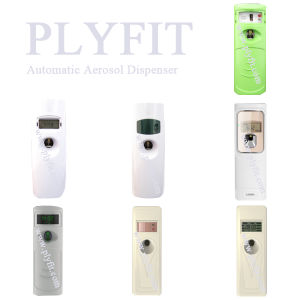 LCD Battery Automatic Air Refresher Aerosol Dispenser pictures & photos