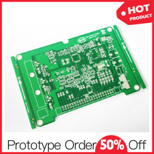 Fr4 HASL Professional Prototype Board Layout pictures & photos
