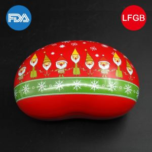 Sealing Lid Metal Empty Tin Box /Gift Box (B001-V10)