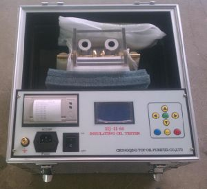 Newly Advanced Insulation Oil Tester (DYT-60) pictures & photos