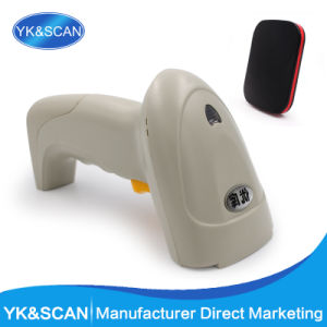 1d Portable Cordless Barcode Scanner with Storage pictures & photos