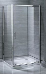 Bathroom MID-Range 6mm Sliding Door Shower Enclosure (MR-SL8014) pictures & photos