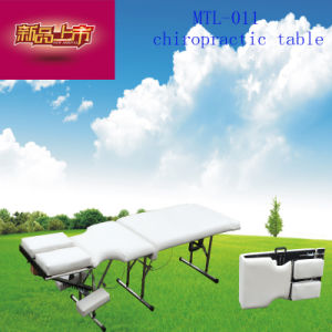Professional Chiropractic Table-New Design pictures & photos