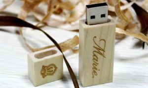 Good Quality Wood Flash Drive Thumb Drive 2-64GB pictures & photos