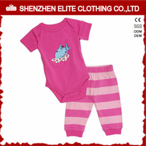 Wholesale Popular Toddler Girls Boutique Clothing Sets (ELTBCI-15) pictures & photos