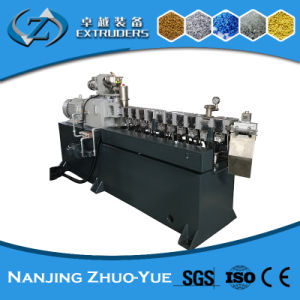 Hte35 Twin Screw Pellet Extruder Plastic Machine for Granulating