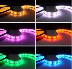 Warm White LED Strip Under Cabinet Lighting pictures & photos