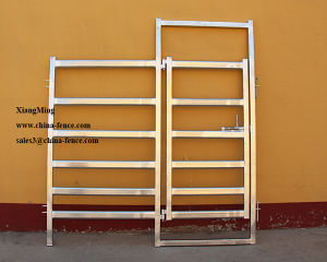 China Anping Steel Cattle Panels Cattle Corral Panels Cow Panel Fence Gate pictures & photos