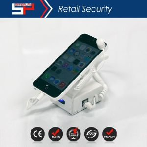 Anti-Theft Alarm Cellphone Protection Display with Charging Cable Sp2108 pictures & photos