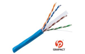CPR Network Cable/Data Cable/LAN Cable/ UTP 4p Cat5e CAT6 CAT6A pictures & photos