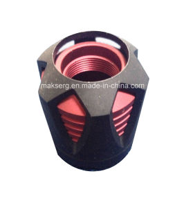 CNC Precision Machined Motorcycle Handle Car Accessories pictures & photos