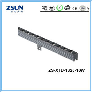 10W Portable Plastic Energy Saving LED Linear Lights