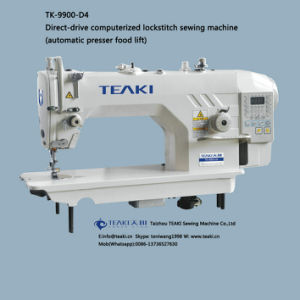 9900d-4 Automatic Lockstitch Sewing Machine