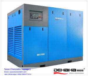 Direct Driven Screw Air Compressor 125HP, 8kg pictures & photos