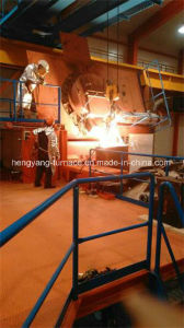 Steel Shell If Furnace for Melting Iron, Steel, Copper, pictures & photos