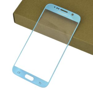 OEM ODM Design Lens China Manufacturer Button Price Mobile Phone Lens for Samsung S6 Green Plating pictures & photos