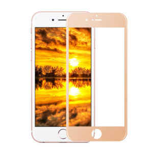 Factory Price 3D Curved Full Coverage Tempered Glass for iPhone6 Plus pictures & photos