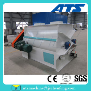 Price of Animal Pellet Vertical Feed Mixer with Double Shaft pictures & photos