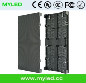 P6.25 Indoor and Outdoor Full Color Die Casting LED Display