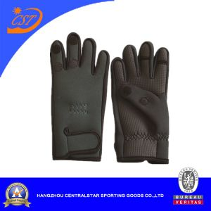 Fashion Neoprene Protect Gloves (17211)
