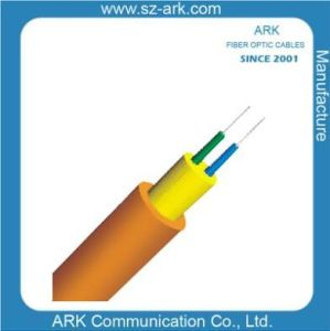 9/125 Fiber Optic Duplex Round Indoor Cable I Ark pictures & photos