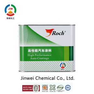 Jinwei All Electrostatic Oil Based Acrylic Paint Metallic Automotive Paint pictures & photos